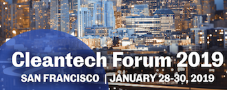 Cleantech Forum San Francisco 2019