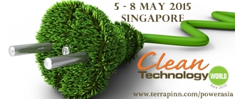 Clean Technology World Asia 2015