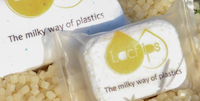 Lactips : Thermoplastic pellets based on milk protein