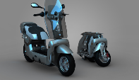 Xor Motors : Electric scooters